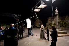Harry Potter and the Half-Blood Prince Behind the Scenes