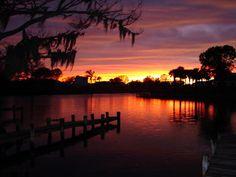 Zachary Taylor RV Resort at Okeechobee, Florida