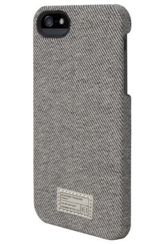 Grey Denim iPhone Case.