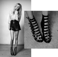 Balenciaga Straps Shoe