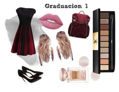 asdfghjklñ by angela-g-fuentes on Polyvore featuring moda, Monsoon, M Z Wallace, Yves Saint Laurent, Lime Crime and Giorgio Armani