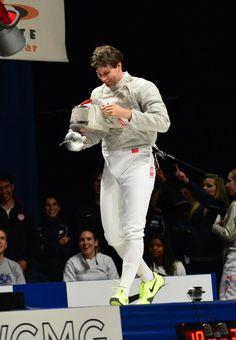 Fencing Masters 2012