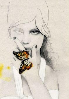 Lovely portrait