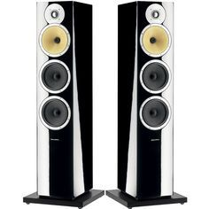 Bowers and Wilkins CM9s. These are the speakers that would pair very VERY nicely with the Mcintosh machines.