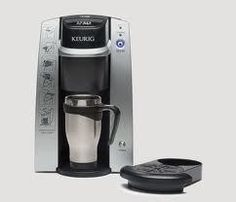 Keurig B130 Coffee and Espresso Maker, Commercial Grade, Great Little Machine.