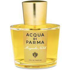 Acqua di Parma Magnolia Nobile Eau de Parfum (€180) ❤ liked on Polyvore featuring beauty products, fragrance, beauty, perfume, filler, eau de parfum perfume, acqua di parma, eau de perfume, edp perfume and perfume fragrances