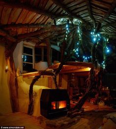 Real hobbit house