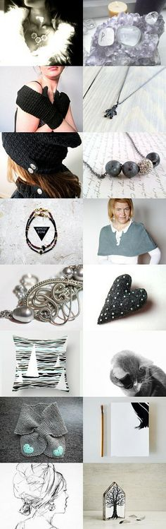 Mystic winter by Claudelle Girard on Etsy--Pinned with TreasuryPin.com Mystic, Random, Winter, Etsy, Winter Time, Casual, Winter Fashion