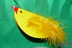Kurczaczek z kółka ;-)