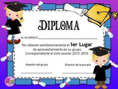 Diplomas de graduación (2)