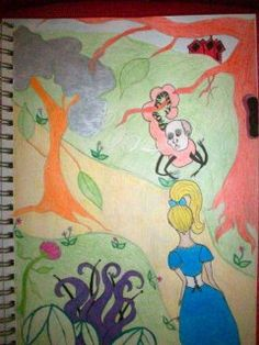 Alice in Wonderland pt 2