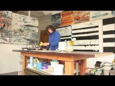 Lynn Basa, Black and White: A Studio Visit Video - YouTube