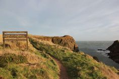 Coastal Footpath to Boddam. If I Were to Visit Aberdeen, part 3 (Bullers of Buchan)