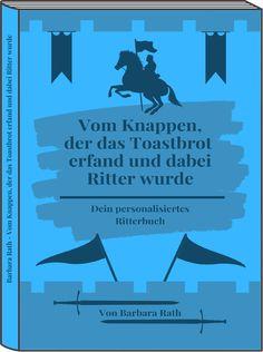 Dies ist ein personalisiertes Buch: Es ist so geschrieben, dass der Held deinen Namen trägt. Damit du Teil der Geschichte wirst - und Lesen mehr Spaß macht. Die spanndende & lustige Geschichte dreht sich darum, wie ein Junge zum Knappen und der Knappe zum Ritter wird. Außerdem gibt es ein Ritterquiz, Infos zum Leben der Ritter und einen Link zum Gratis-Download für tolle Tipps zum Kindergeburtstag als Ritterfest. Dein Name fehlt in der Buchreihe? Schreib mir eine Mail und DEIN Buch ist… Gratis Download, Quiz, Held, Link, Movies, Movie Posters, Personalised Childrens Books, Knight Games, Kids Reading