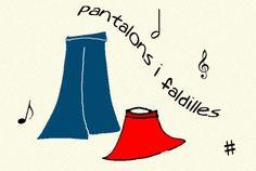 Imagen para la sección de faldas y pantalones el 2013