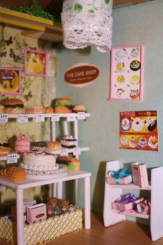 Cake house Miniature Houses, Miniatures, Cake, Home Decor, Decoration Home, Room Decor, Kuchen, Home Interior Design, Torte