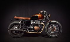 Triumph Bonneville Soul Train