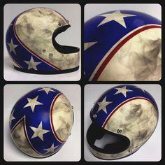 chemical candy custom helmet 4