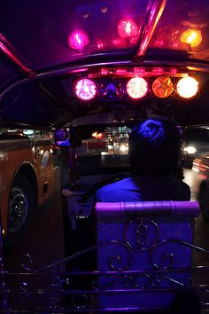 Tuk Tuk  #Bangkok #Thailand