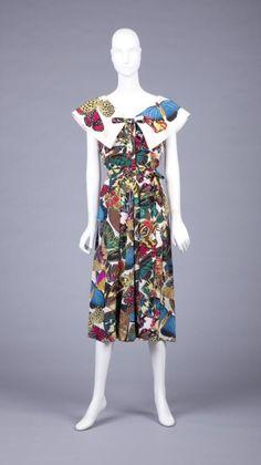 Dress  Gilbert Adrian, 1938  The Goldstein Museum of Design