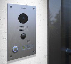 DoorBird - Video Türstation in Edelstahl So einfach geht das Sie sprechen mit Ihren Besuchern und öffnen per Smartphone die Tür – von überall auf der Welt. DoorBird vereint innovative Technologie mit exklusivem Design. Eine smarte Lösung – Made in Germany.