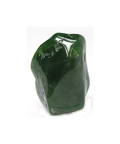 Rich Emerald Green Nephrite Jade Tumble Polished by FenderMinerals