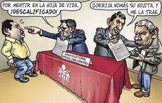 Carlincaturas 31-08-2014
