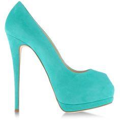 GIUSEPPE ZANOTTI Pumps with open toe ($695) ❤ liked on Polyvore