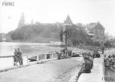 (#34) Dom z widokiem na Wawel, czyli Willa Rożnowskich | Dawno temu w Krakowie - archiwalne i aktualne zdjęcia Krakowa