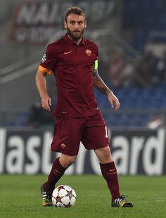 Daniele De Rossi, AS Roma and Italy