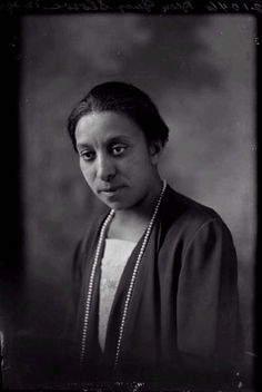 Lucy Diggs Slowe - one of the original sixteen founders of the Alpha Kappa Alpha Sorority. She also became the first Dean of Women at Howard University.