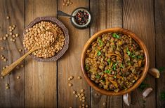 Learn how to make and prepare the recipe for Greek style lentil salad. Lentil Salad Recipes, Lentil Dishes, Recipe Icon, Bowl Of Cereal, Cholesterol Lowering Foods, Healthy Eating Recipes, Meal Recipes, Roasted Vegetables, Greek Recipes