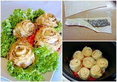 10 способов превратить простую выпечку в кулинарный шедевр! / Едальня