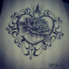 Blackwork rose tattoo design. Find me on Facebook Ruth tattooist or fourleaf tattoo. Tattoo Ideas, Tattoo Designs, Black Tattoo, Tattoo, Girly Tattoo.