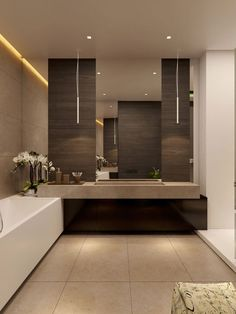 interior design restrooms Mariangel Coghlan_06, bathroom lighting