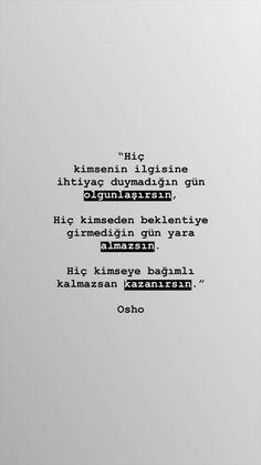 #Herşey senín elínde# Poetry Quotes, Book Quotes, Life Quotes, Some Sentences, Cover Photo Quotes, Rare Words, Love Actually, My Philosophy, Osho