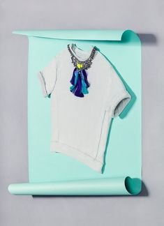 #Mint #Tee #Editorial #Jewelry #Spring #Style #Fashion #BiographyInspiration