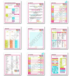 how to make a weight loss planner free