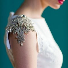 Jeweled Sleeves
