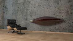 ATLANTIC DESIGN Concept radiateur DUBREUIL DESIGN  3D