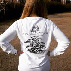 "Old Plantation ""Crop of the Old South"" LONG SLEEVE Tee – Lu&Mi"