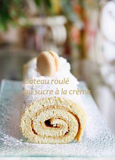 La Table De Nana: A Most Delicious Cake Roll~