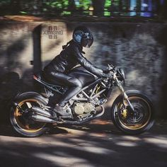 Real Motorcycle Women - thunderdolls