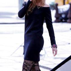 Ma petite robe noire - Magazine Avantages patron gratuit