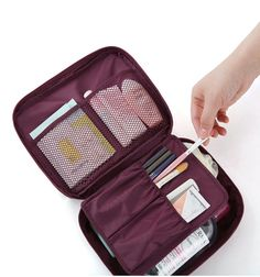 Buy Evorest Bags Travel Toiletry Bag | YesStyle