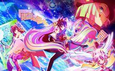 anime : No game No life