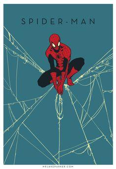 Spider-Man by JakeParker on deviantART