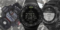 For military personnel, avid hunters, and keen adventurers, nothing will be able to outclass the features of a properly built tactical watch.