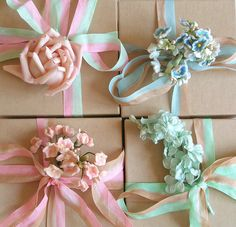 love the bows