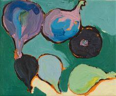 """Saatchi Art Artist Joshua Armitage; Painting, """"Figs"""" #art"""